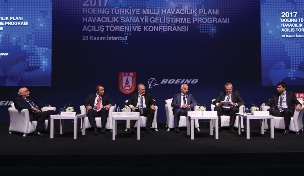 Boeing Turkey Supplier Development Program Launches in Istanbul with more than 100 Companies