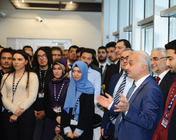TAI – Istanbul Teknopark Center was Inaugurated