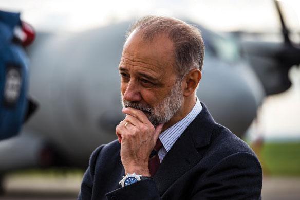 Eduardo Munhos De Campos Assessment on C-27J and their Vision for to Turkey's Liaison and General Purpose Aircraft (GMU) Program