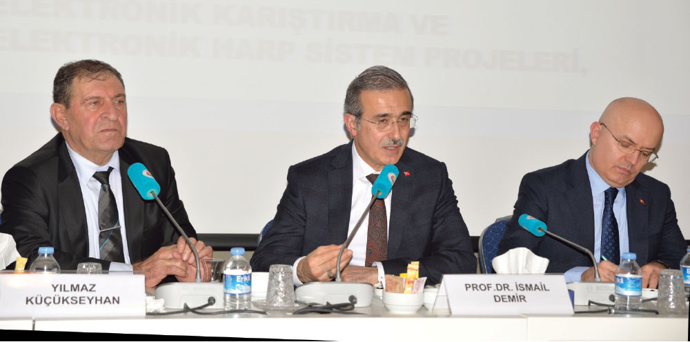 Turkish Defense Industry Assembly's 35th Meeting held in Ankara