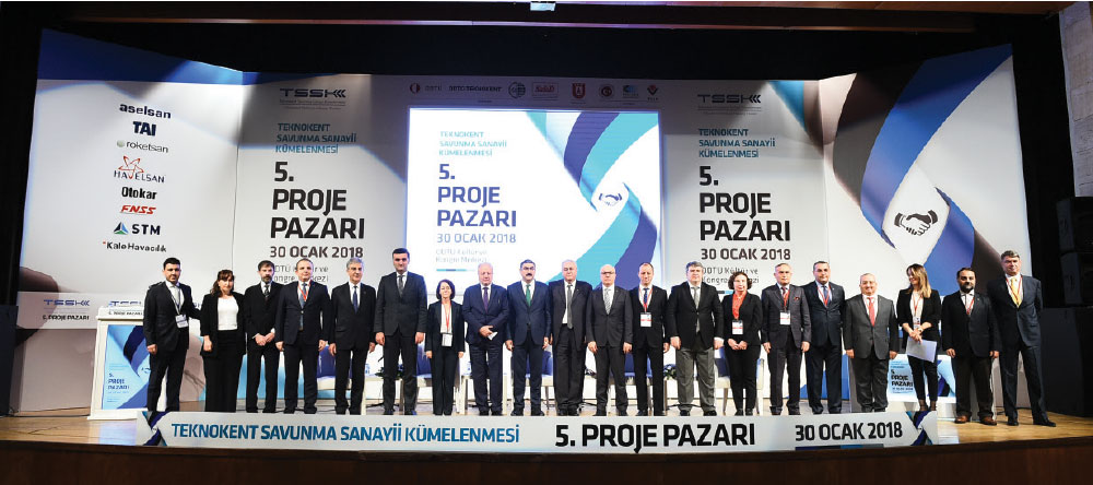 TSKK 5th Project Market Takes Place in Ankara