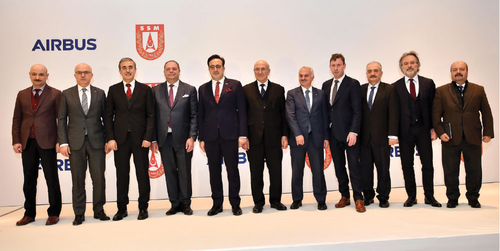 Airbus to Expand its Industrial Cooperation in Turkey