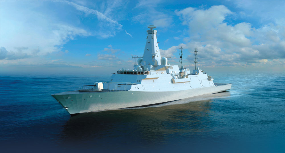 Rolls-Royce to Supply Propellers and Mission Bay Technology for UK Royal Navy's Type 26 Global Combat Ship