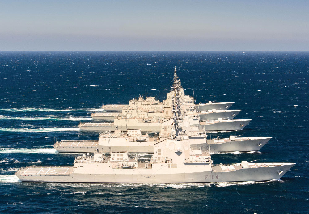 Navantia Selected for Concept Design of the FFG(X) Program for the U.S. Navy