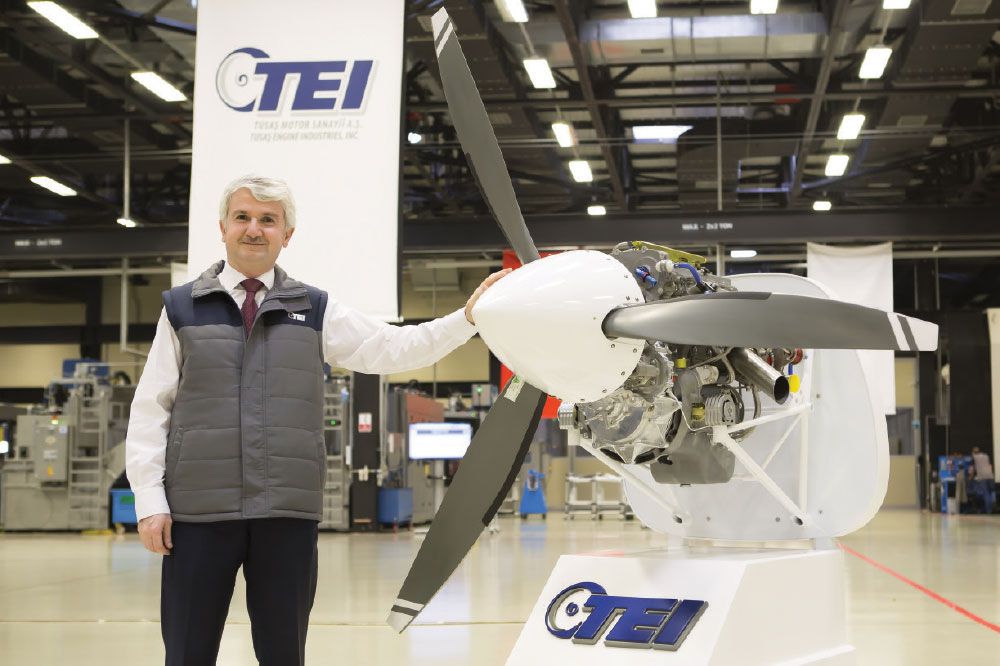 TEI to Exhibit Unique Products Powering Up National Platforms at the Eurasia Air Show