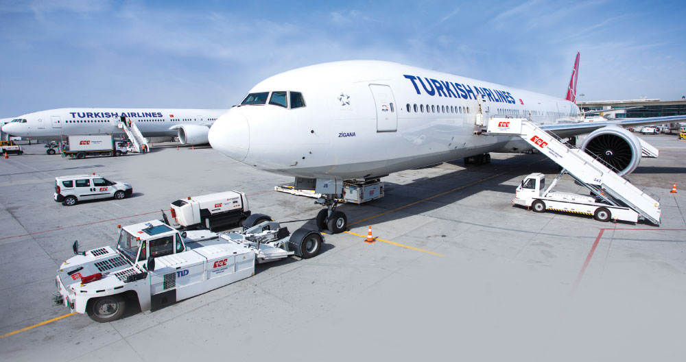 The Quality of Flights Rises with TGS
