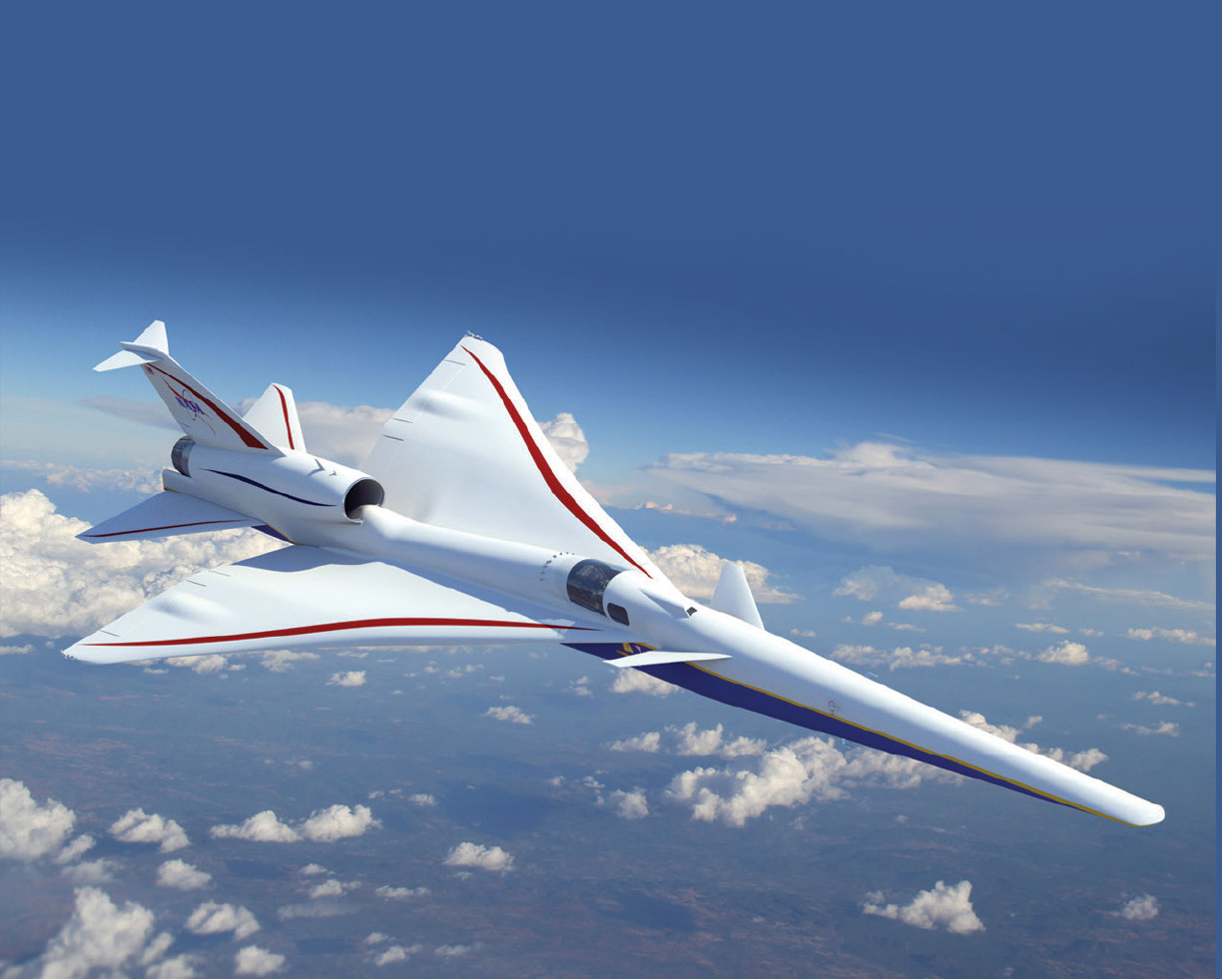 NASA Selects Lockheed Martin Skunk Works to Build X-Plane