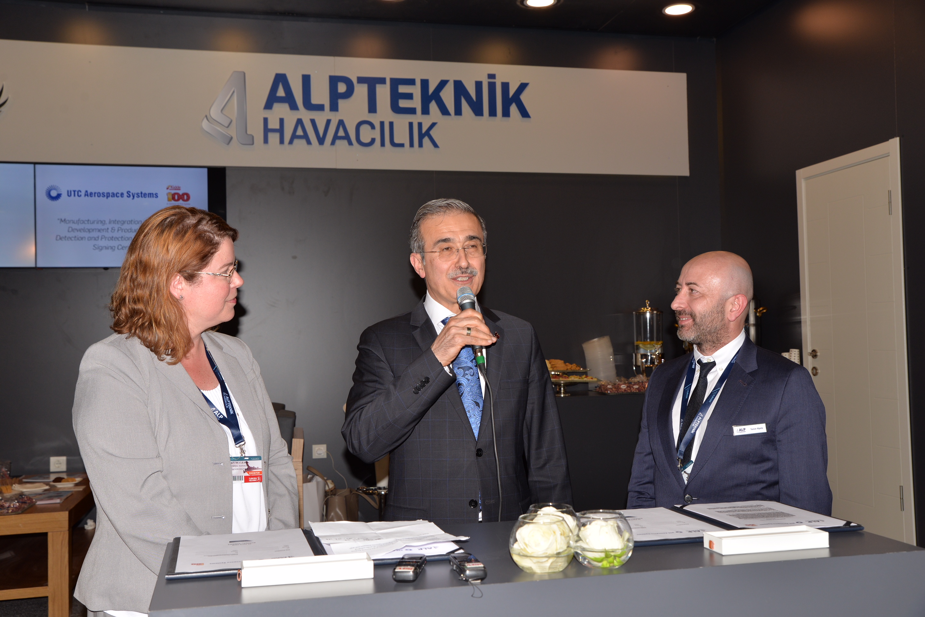 UTC Aerospace Systems Signs Agreement with ALP Avaition to Begin Phase Production of Kidde Fire Protection Systems in Turkey