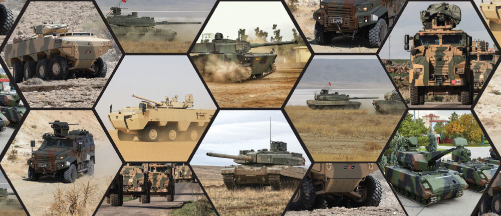 A Look at the Turkish Defense Industry Land Platforms/Systems Sector