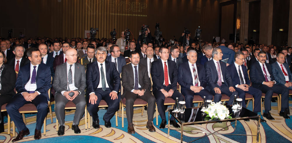 Launch Meeting of the Industrial Competency Assessment and Support Project (EYDEP) Held in Ankara