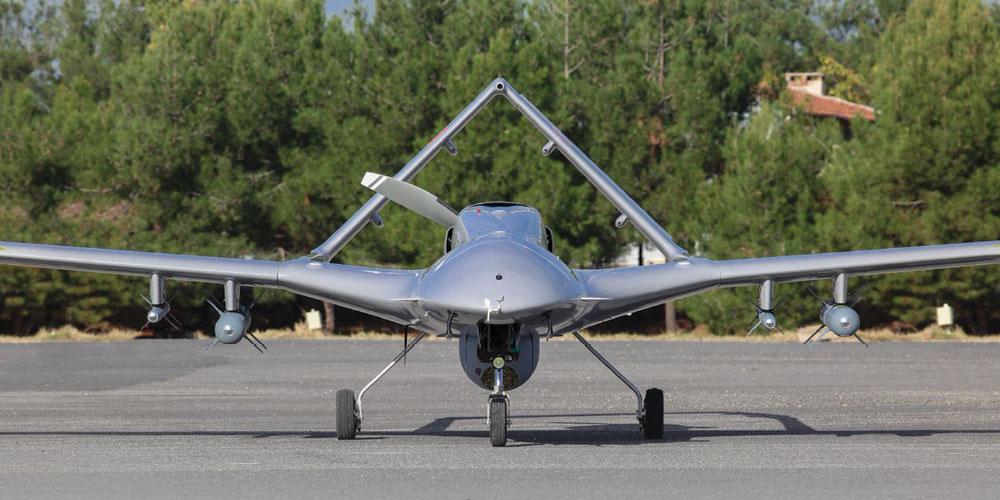 "Turkish Armed Forces Reinforce the UAV Fleet with 8 Additional ""Bayraktar"" TB2 Armed UAVs"