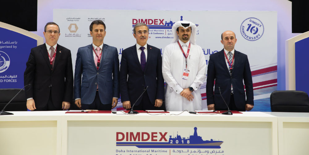 Turkish Companies Received Total $800 Million in Orders at DIMDEX Fair