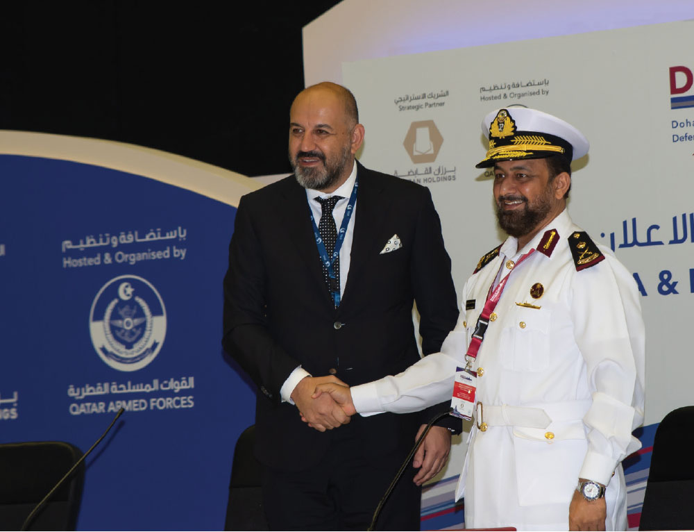 Anadolu Shipyard Awarded Contract by Qatar Armed Forces to Build Two Naval Cadet Training Ship