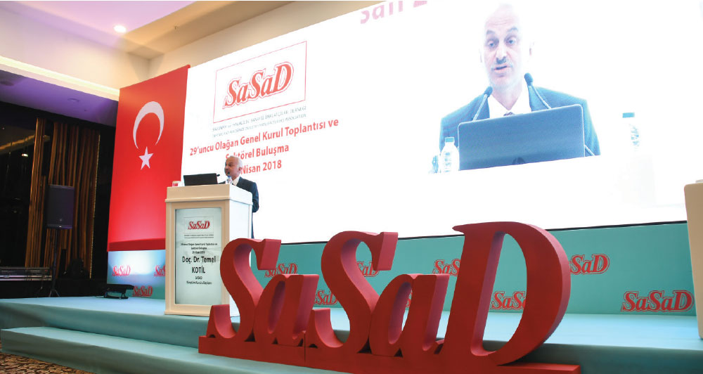 SaSaD's 29th Ordinary Meeting of the General Assembly and Sectoral Meeting Held in Ankara
