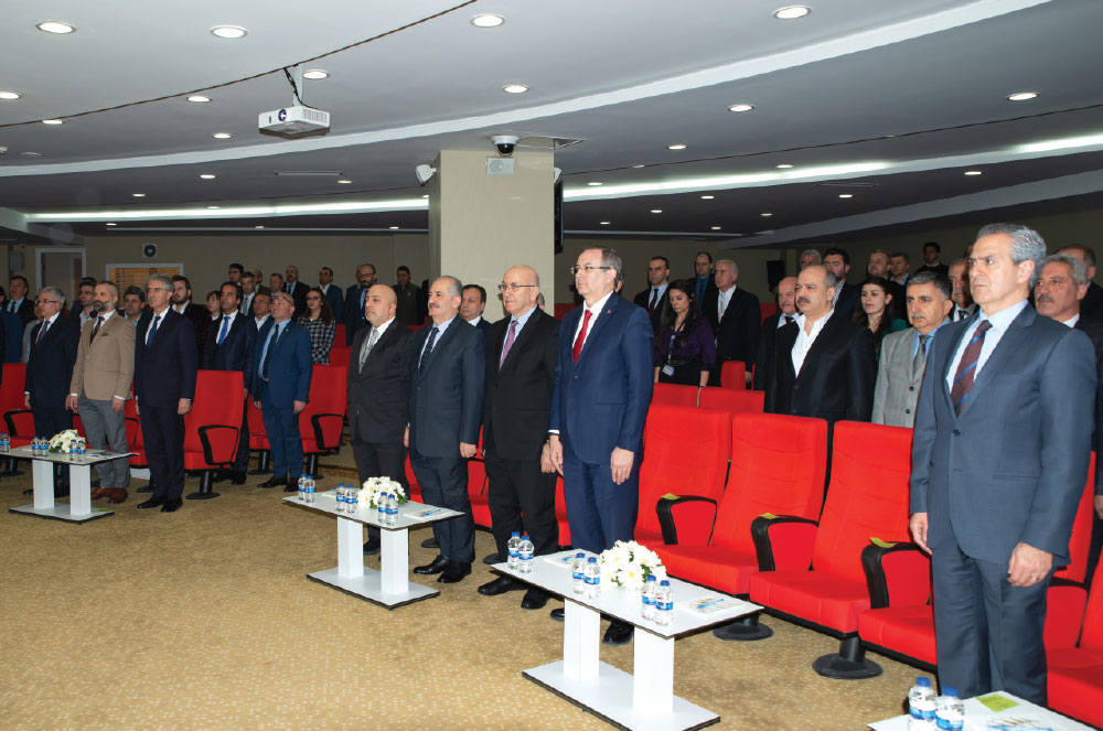 Elective Ordinary General Assembly of the Defense & Aerospace Industry Exporters' Association Held in Ankara