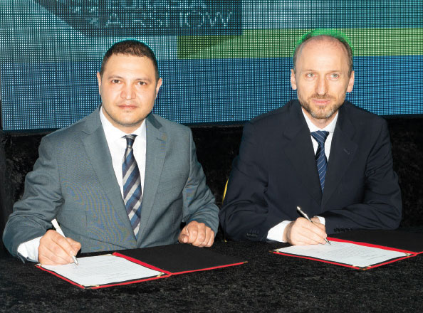Er Machine Gear and Anova Signed a Cooperation Agreement