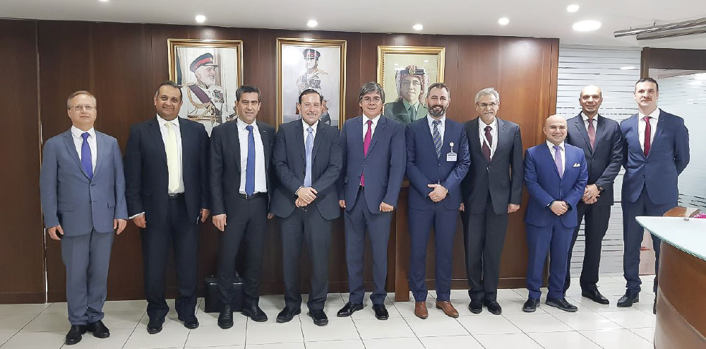 Aselsan Middle East Signs a Contract at SOFEX 2018