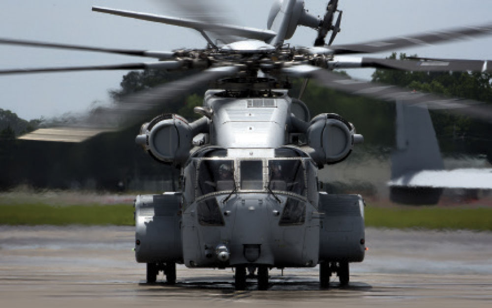 Sikorsky Begins CH-53 King Stallion Heavy Lift Helicopter Deliveries to the  U.S. Marine Corps - Defence Turkey Magazine