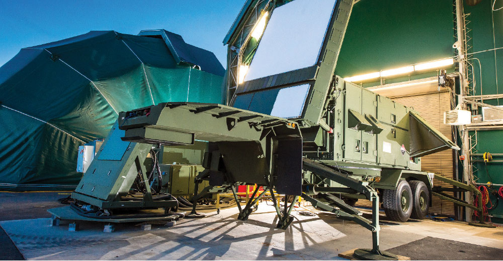 Raytheon's 360-Degree AESA Radar Passes 3,000 Hours of Operation