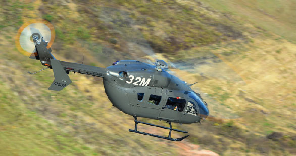 Airbus Helicopters Awarded US$389 Million in Contracts for 51 UH-72A Lakotas for the U.S. Army