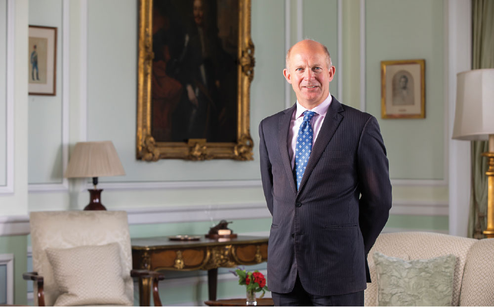 A Message from the British Ambassador to Turkey – Sir Dominick Chilcott