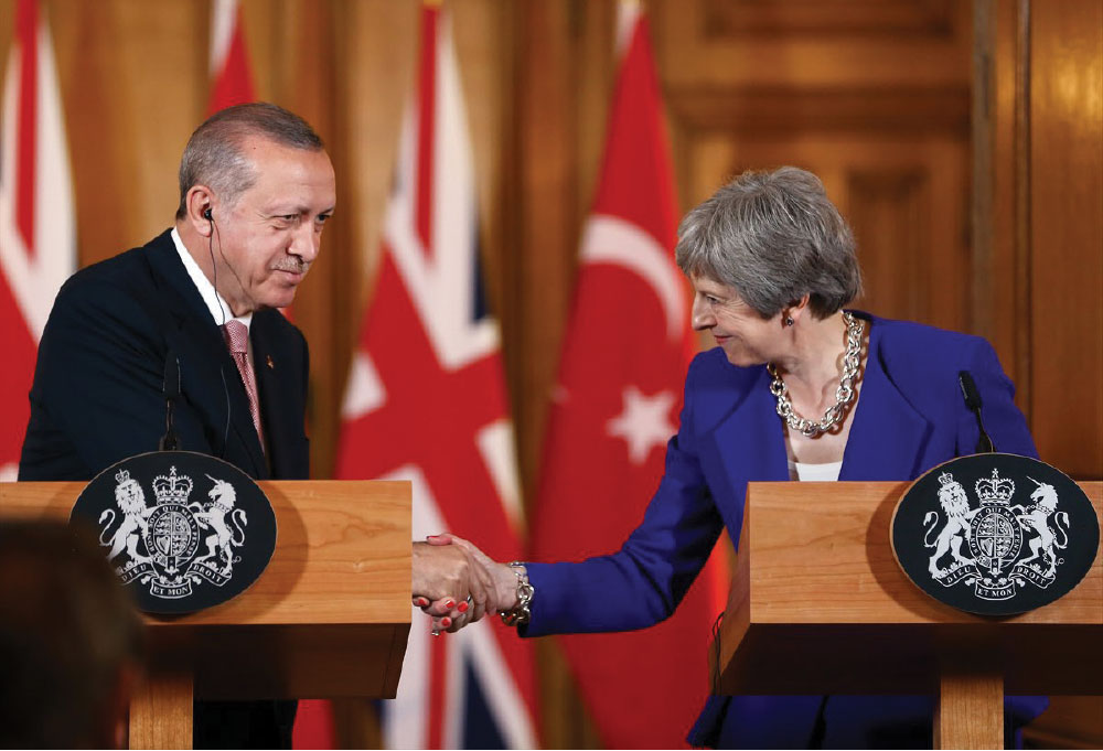 Past and Present Cooperation within the Defence Industry Between Turkey and the United Kingdom