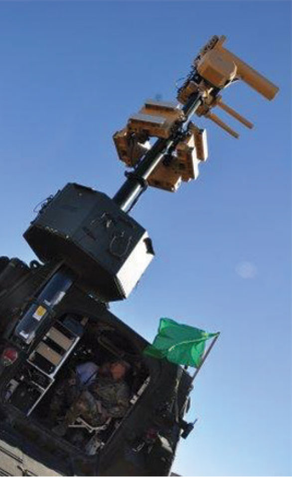 Hawkeye AD / M-SHORAD – A New Approach to 'CLOSE' Range Air Defence