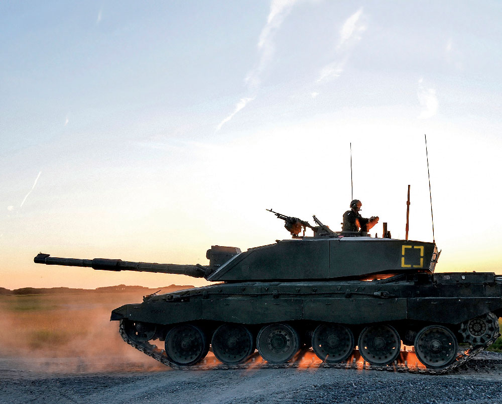 Kent Periscopes – Sighting and Imaging Systems for Modern Armored Fighting Vehicles