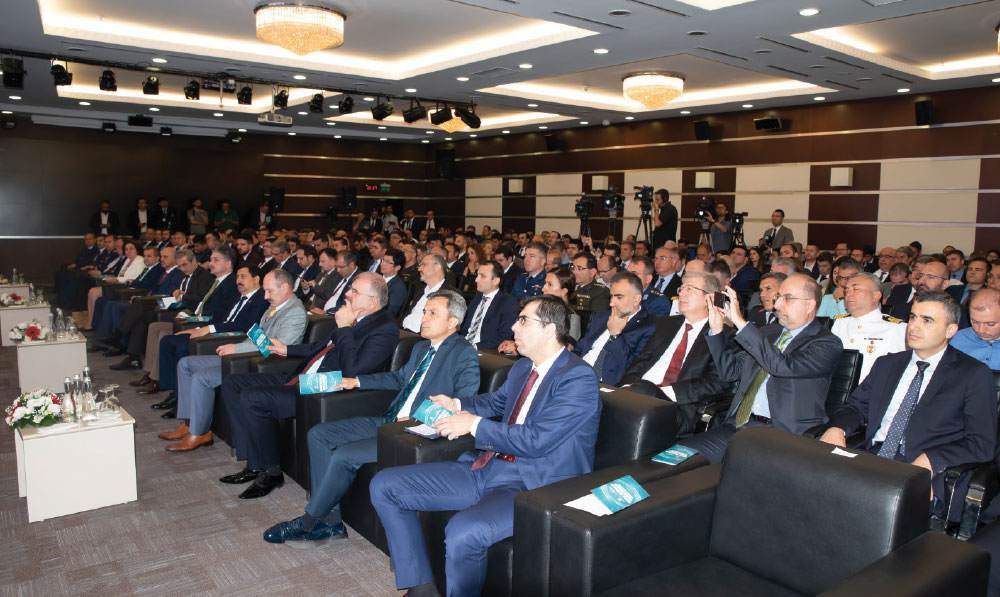 Cyber Security Cluster Introductory Meeting held in Ankara