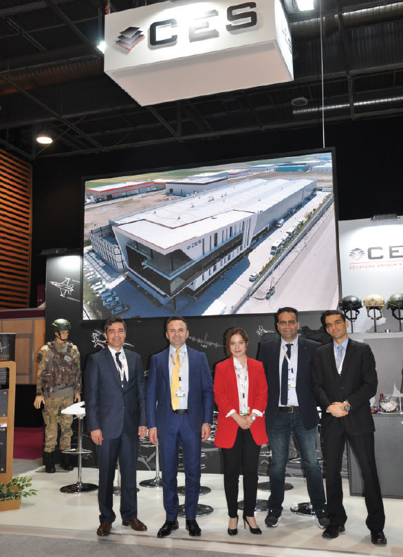 High Technology Solutions from CES Advanced Composites (CES)
