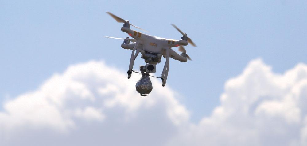 Laser Gun from Aselsan Against Bomber UAVs