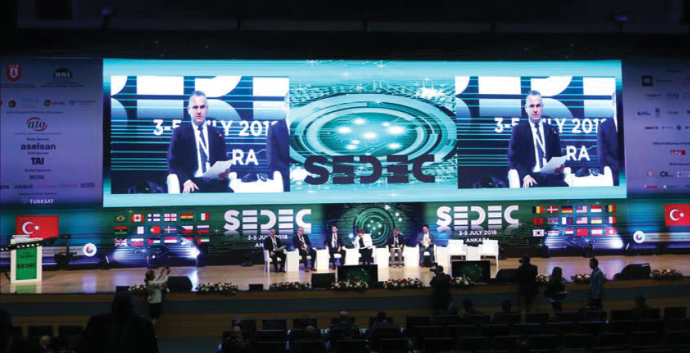 SEDEC Event Held in Ankara
