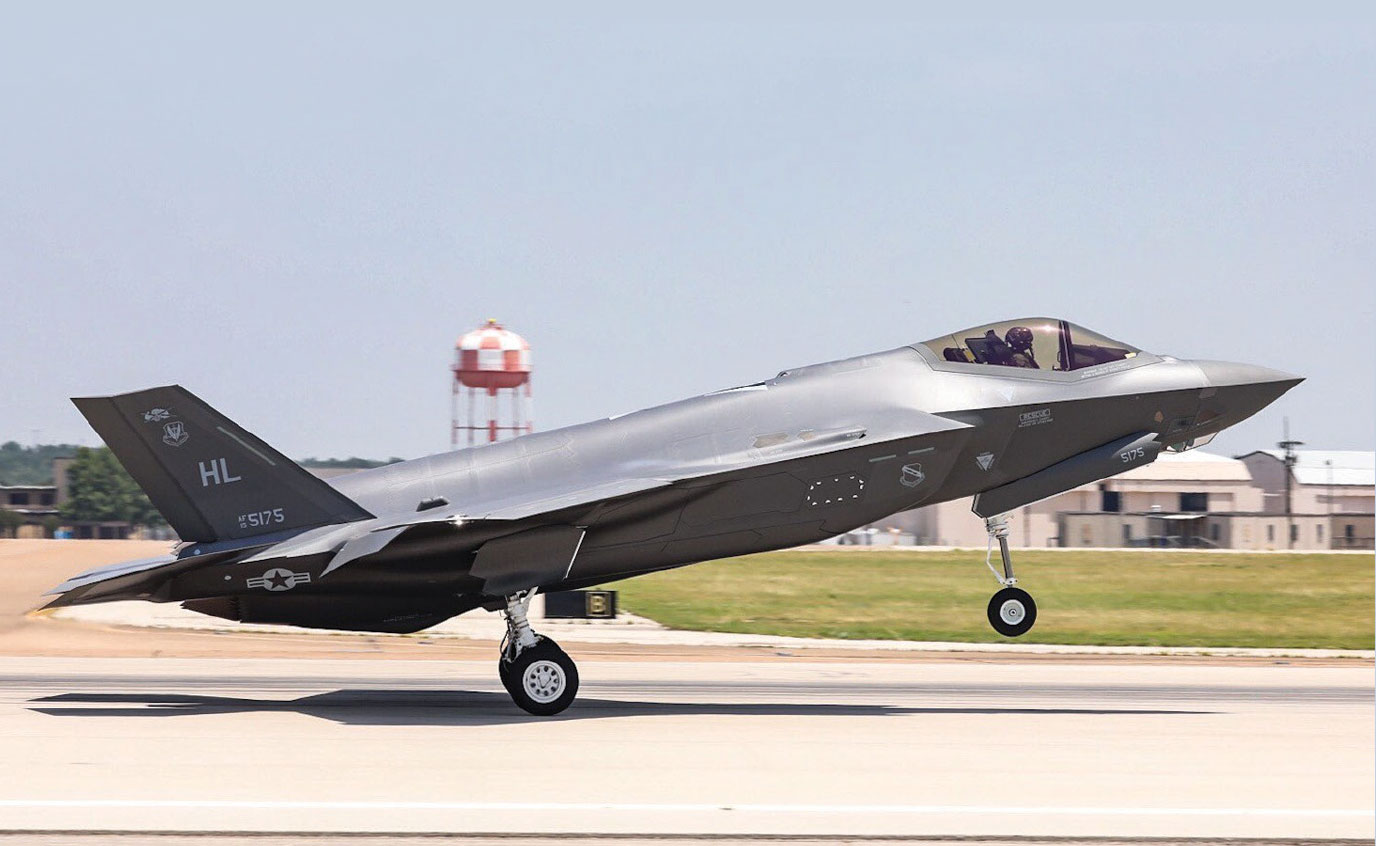 Lockheed Martin Delivered 300th F-35 Aircraft