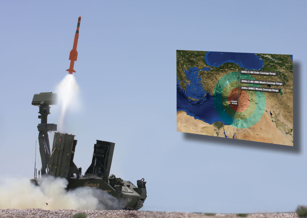 A Look at Turkey's Air and Missile Defence Capabilities