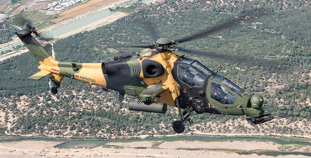 Turkish Military Rotary Wing Programs