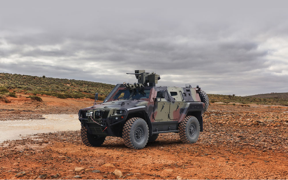 Otokar Receives an Armored Vehicle Order for US$ 28.9 Million from a Foreign Country