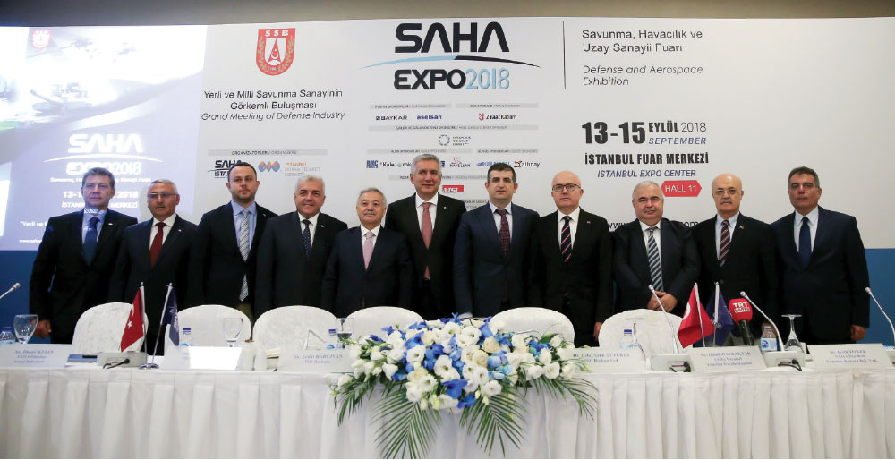 SAHA EXPO 2018 Press Meeting
