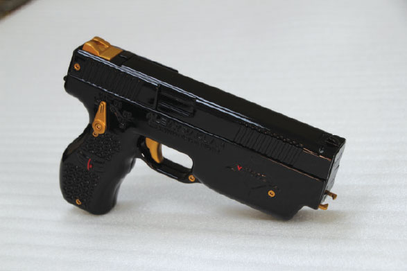 Wireless Wattozz Gun Made in Turkey Will Put an End to the Monopoly of the Taser Gun Made in the USA