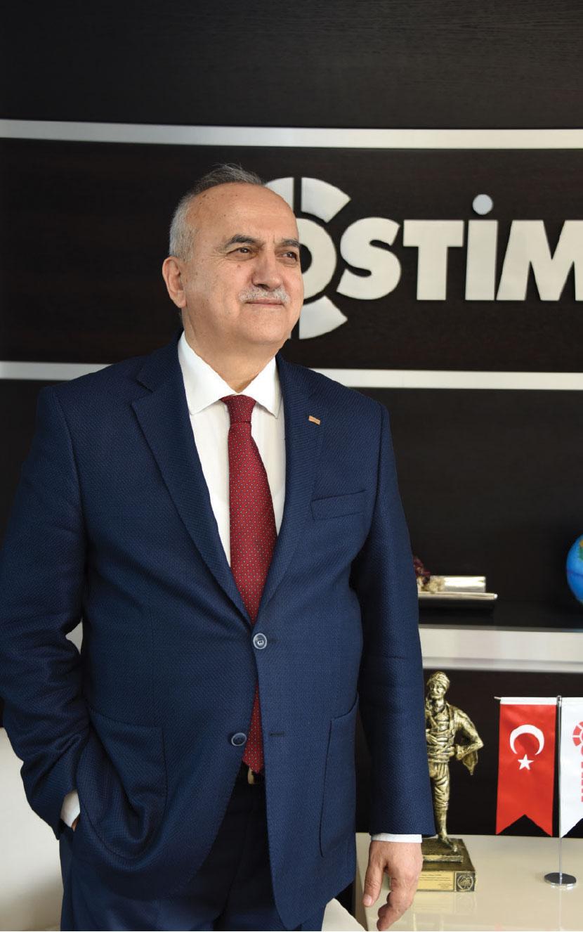 OSTIM - A Strongest Partner of Main Industry