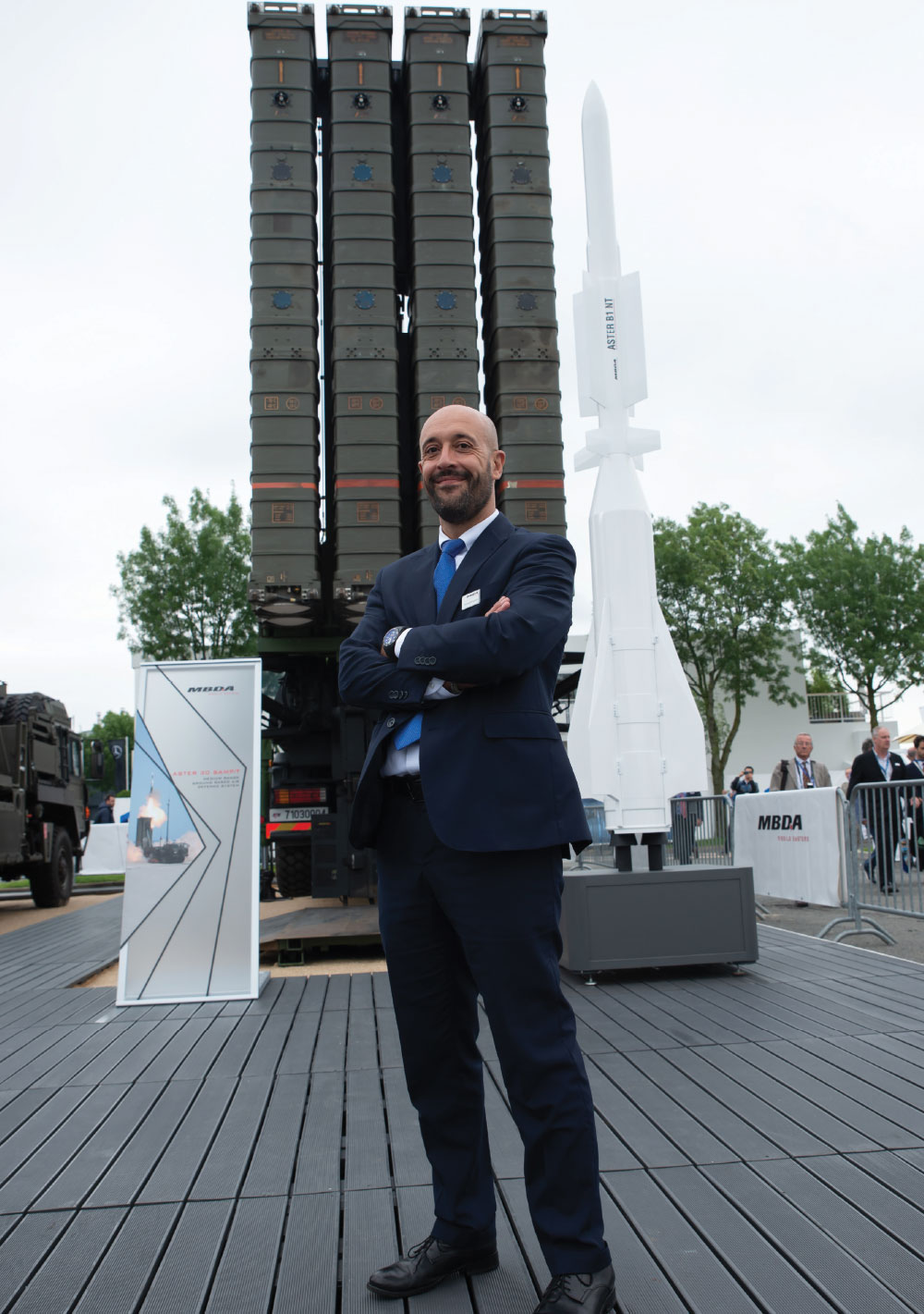 Strategic Partner and Global MBDA – Strong Links with European Platform Makers