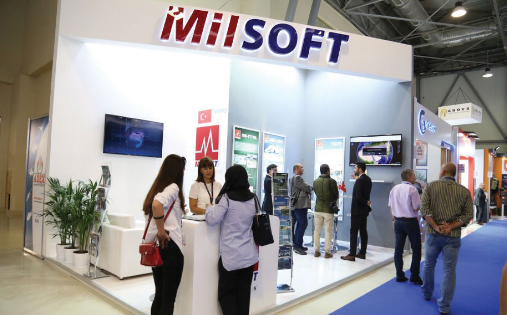 MilSOFT Demonstrates Unique Solutions In Use Both in Turkey and Abroad at ADEX 2018