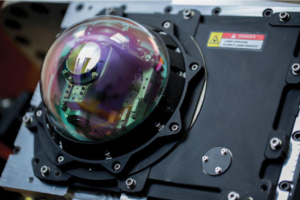 International Press Tour Edinburgh – Leonardo's Centers of Excellence for Radar, Lasers and Manufacturing