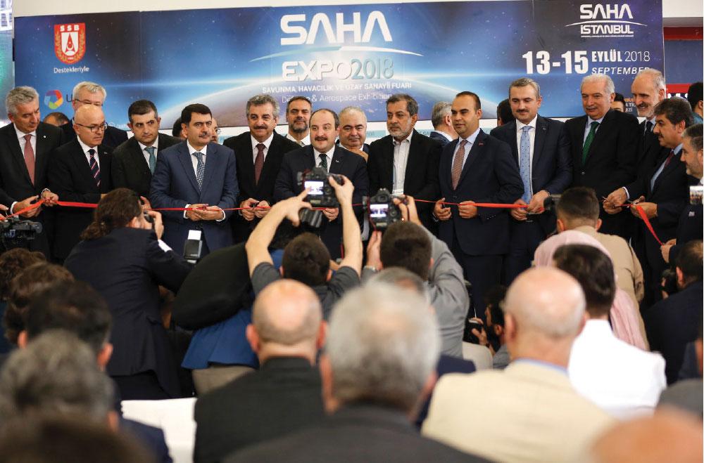 SAHA EXPO Held on Istanbul