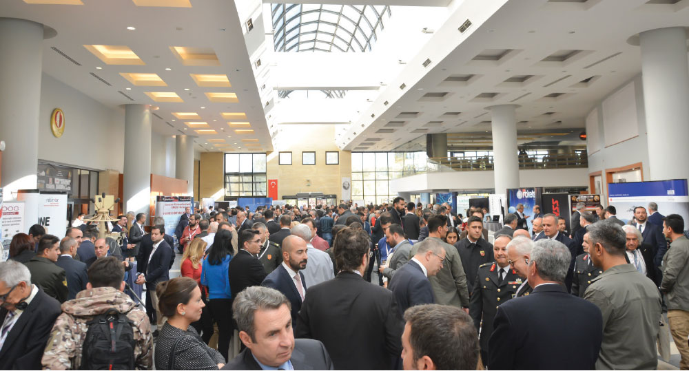 4th Land Systems Seminar Held in Ankara