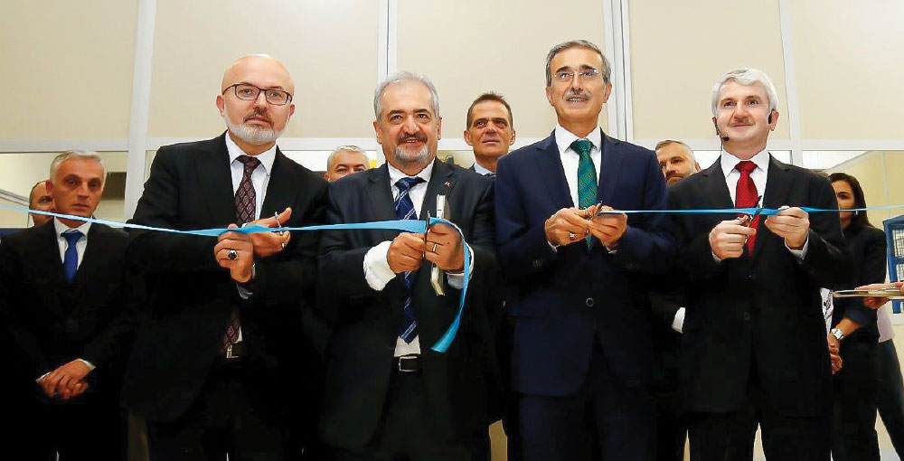 TEI's Additive Manufacturing Factory was Inaugurated by the President of Defence Industries