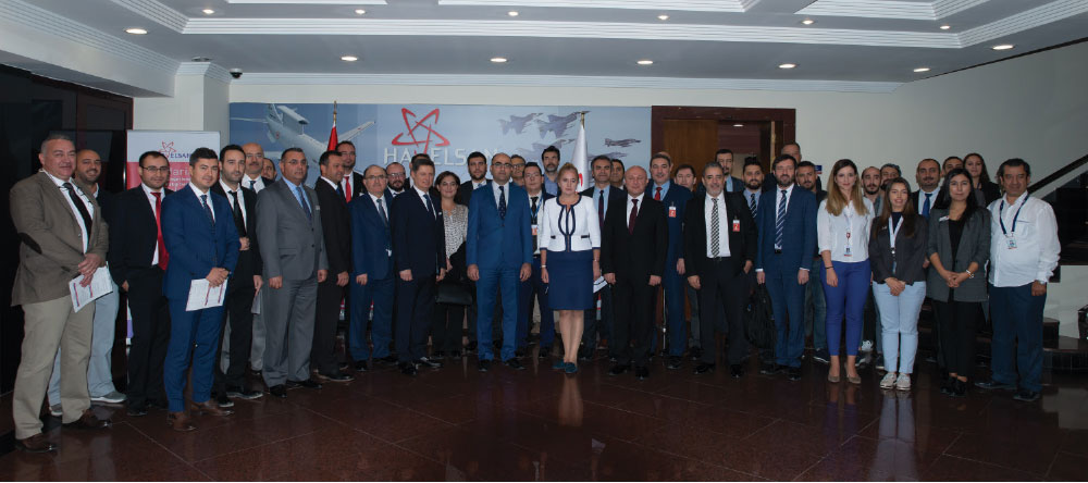 Havelsan – 1st Supplier Product Evaluation and Cooperation Development Workshop