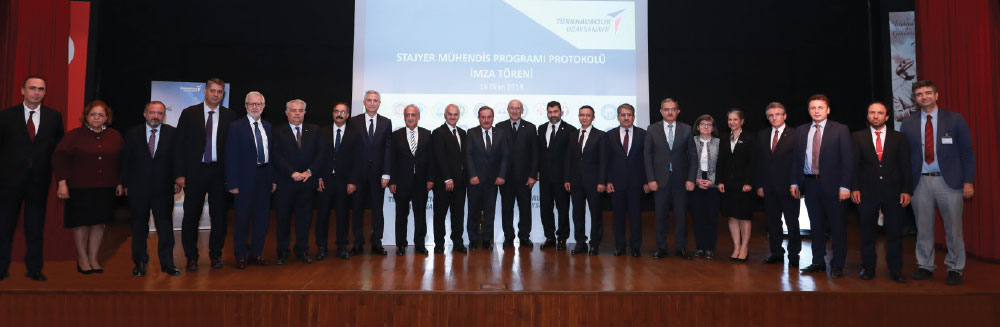 Turkish Aerospace Signed Protocol with 20 More Universities within the Scope of the Trainee Engineer Program