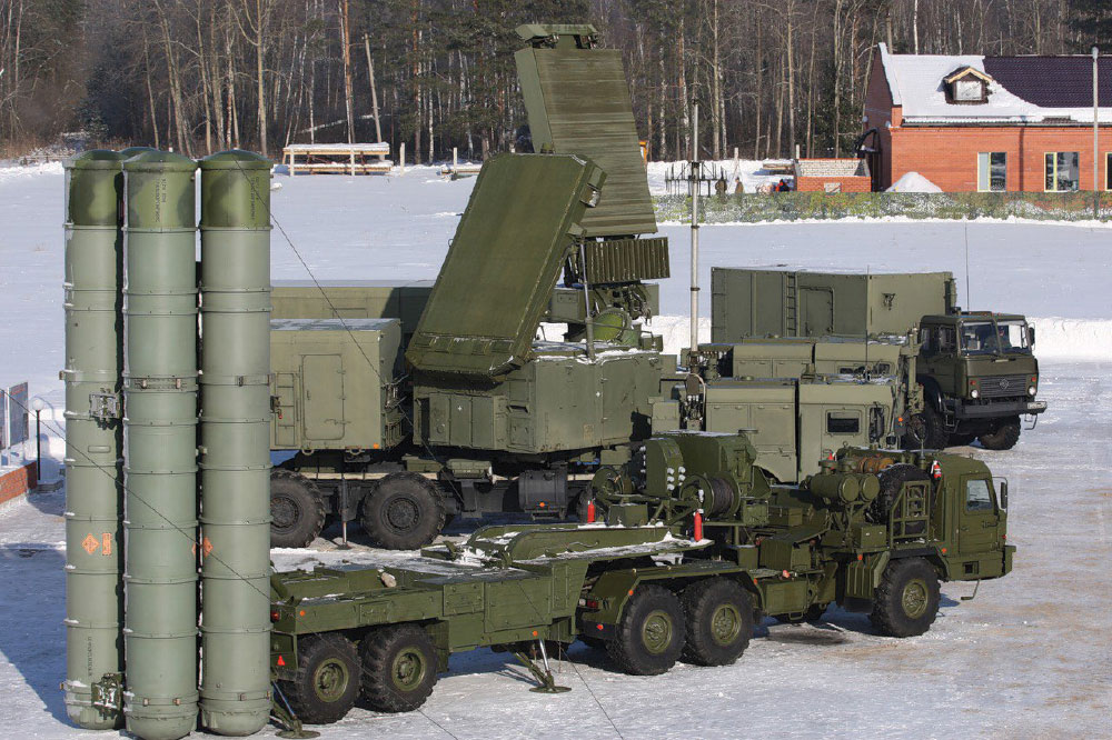 India Signed a G2G Contract with Russia for the Procurement of S-400 Missile Systems
