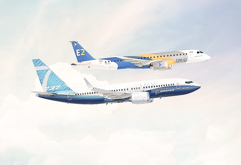 Embraer and Boeing Approved the Terms of Strategic Aerospace Partnership, Seek Brazilian Government Approval