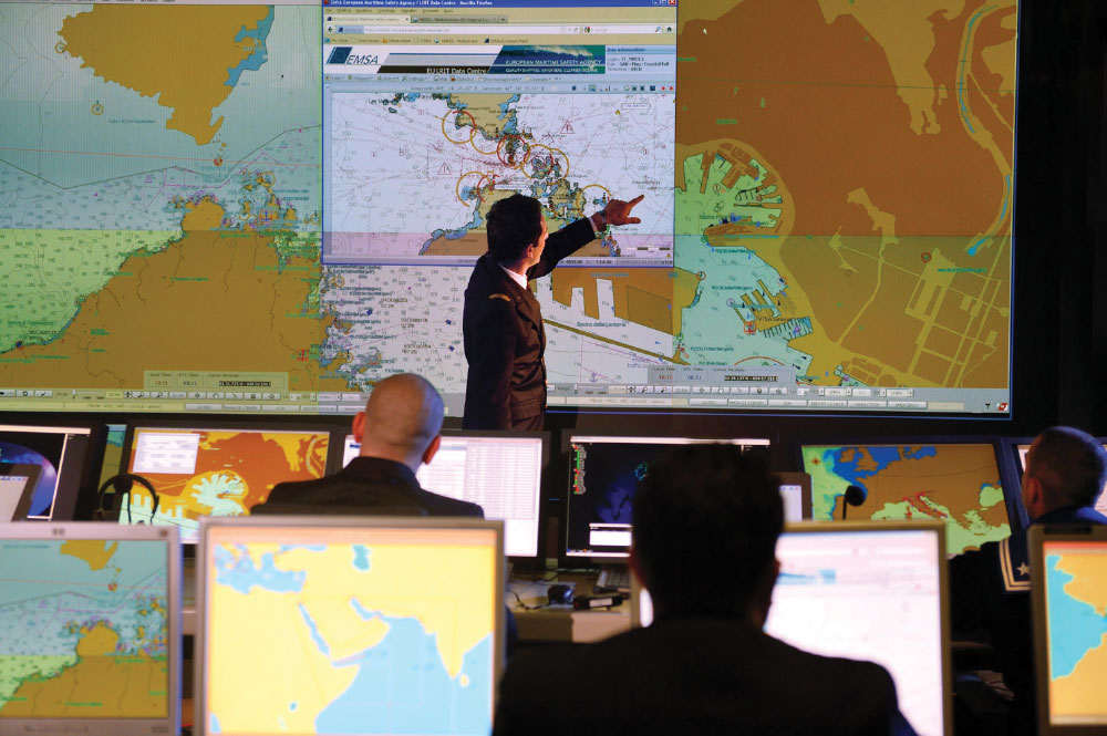 Leonardo Inaugurates the Second Maritime Navigation Support Centre at Izmir in Turkey
